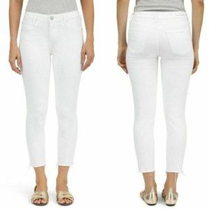 ARTICLES OF SOCIETY KATIE CROPPED SKINNY JEANS 30